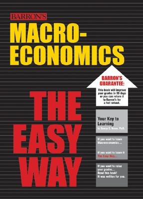 Macroeconomics the Easy Way By Kroon, George E.