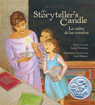 La Velita De Los Cuentos / the Storyteller's Candle By Gonzalez, Lucia/ Delacre, Lulu (ILT)